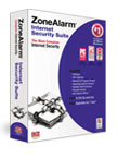 ZoneAlarm internet security suite-box